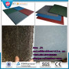 Outdoor Interlocking Children Rubber Gym Flooring Tile