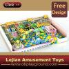 CE Soft Adventure Play Struction Indoor Playground Equipment (ST1415-2)