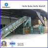 Hydraulic Baling Press for Waste Recycling with Conveyor From Hellobaler (HFA10-14)