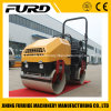 2ton Hydraulic Vibratory Double Drum Steel Wheel Roller (FYL-900)