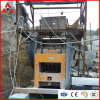 PE Hydraulic Double Toggle Jaw Crusher for Stone Crushing