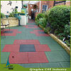 High Quality Environmental Protection Rubber Floor Tile for Garden