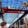 55ton Double Girder Electric Overhead Travelling Crane Overhead Bridge Crane