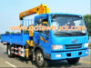 FAW T-King 10 Ton Cargo Truck with 131HP Diesel Engine