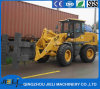 Multi-Function Wheel Loader with Clamp