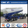 Cimc Huajun Rear-Tipping Grain Powder Semi-Trailer