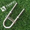 Stainless Steel U Bolt with Washer and Nut