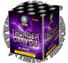 Thunder Canyou 22 Shots Cake Fireworks