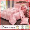 Fashion Poly-Cotton Jacquard Bedding Set Df-C168