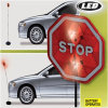 Park with Flashing LED Light, Park Light, Warning Light