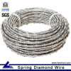 Spring Coated Travertine Wire Saw