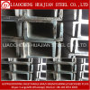 Carbon Mild Structural Steel U Channel for Construction