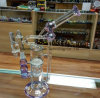 Excellent Glass Smoking Water Pipe with Nice Glass Bowl