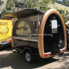New Painting Technology Mobile Fast Food Cart