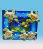 Polyresin Photo Frame, 3D Turtle Resin Frame Crafts