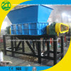 World Used Tyre Shredder for Double-Shaft Waste Tyres Shredder