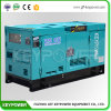 Keypower 10kVA Chinese Laidong Engine Diesel Km385bd Genset Silent Type with Denyo Canopy