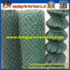 Security Plastic Coated Chain Link Fence From Anping