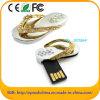 Crystal Shoes Shaped USB Flash Memory Driver (ES126)