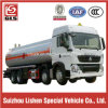 HOWO 8X4 Petroleum Delivery Tank Truck