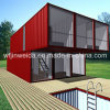 Two-Story Container House