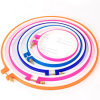 Round Embroidery/Plastic Frame/Plastic Knitting Loom