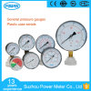 Plastic Case Dial From 40mm to 100mm General Pressure Gauge