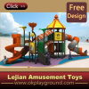 En1176 Outdoor Plastic Playground for Park (X12190-10)