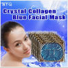 Top Sale Gold Bio-Collagen Facial Mask Crystal Collagen Blue Facial Mask Moisturizing Whitening Facial Mask