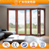 Weiye China Supplier Customized Aluminum/Aluminium/Aluminio Bi-Folding Door