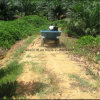 China Supplier 18HP Agricultural Wheeled Tractor