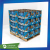 Food Snake Food Chewing Gum Pallet Display Rack, Display Stand