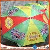 Large Logo Printed UV Protection Umbrellas