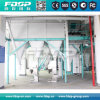 Automatic Poultry Feed Production Line with Bagging Machine