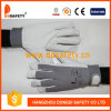 Ddsafety 2017 Pig Leather Working Glove Grey Color