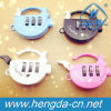 Piggy Shape Digit Resettable Combination Animal Padlock (YH1071)