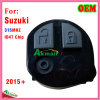Original Remote Interior for Suzuki with 2 Buttons Fsk 315MHz ID47 Chip After 2015