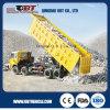 2-3 Axle 50 Ton Dumper Body Truck Semi Trailer