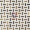 Mixed Color Marble Stone Mosaic (CFS812)