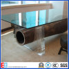 10mm AS/NZS2208: 1996 Accredited Green Tempered Glass for Table Top