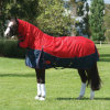 Two Tone Color Horse Rugs/Horse Blankets