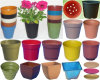 Biodegradable Flower Pots and Seedling Pots-Plant Fiber Based