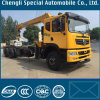 8tons, 10tons, 12tons, 14tons, 16tons Truck Mounted Crane with Outrigger