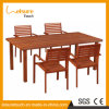 Powder Spraying Hotel Home Leisure Chair and Table with Aluminum Outdoor Garden Dining Furniture