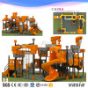 Good Quality Playground with Outdoor Slide (VS2-160317-33A)