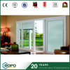 Large Plastic Double Panel Impact Resistant Sliding Doors