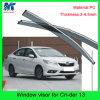 Auto Accesssories Window Roof Visors Sun Guard for Hodna Crider 13
