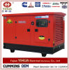 Soundproof Dieisel Electric Generator Set with Perkins Engine