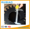 High Strength Pinion Rack and Other Moving Parts for Construction Hoist and Elevator