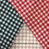 Check Mosaic Style Wool Fabric